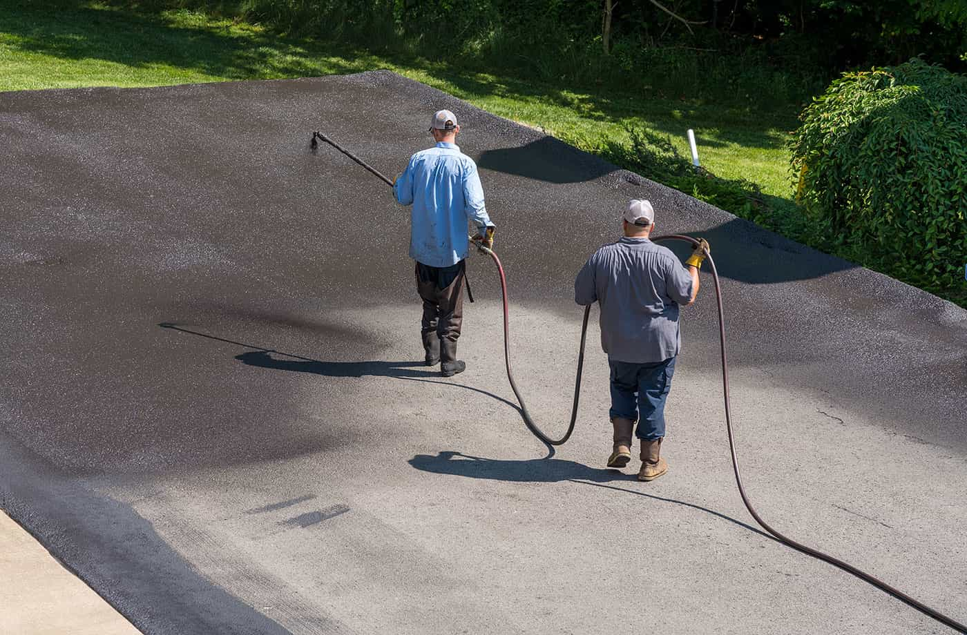 Asphalt SEALCOATING Blog